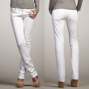Citizens of Humanity Elson White Jeans